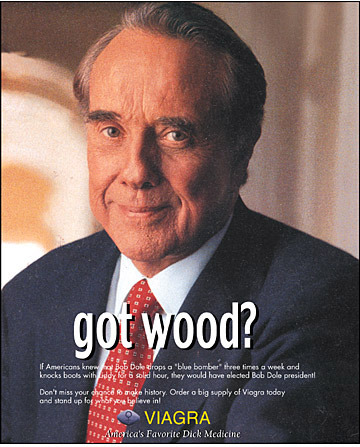bob dole + bad career changes