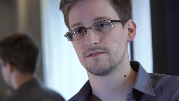Snowden + Christ Figure