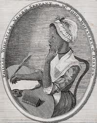 phillis wheatley's slave resume