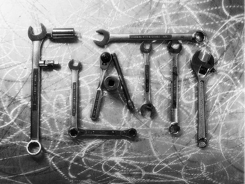 Tools and wrenches to make your Engineer resume