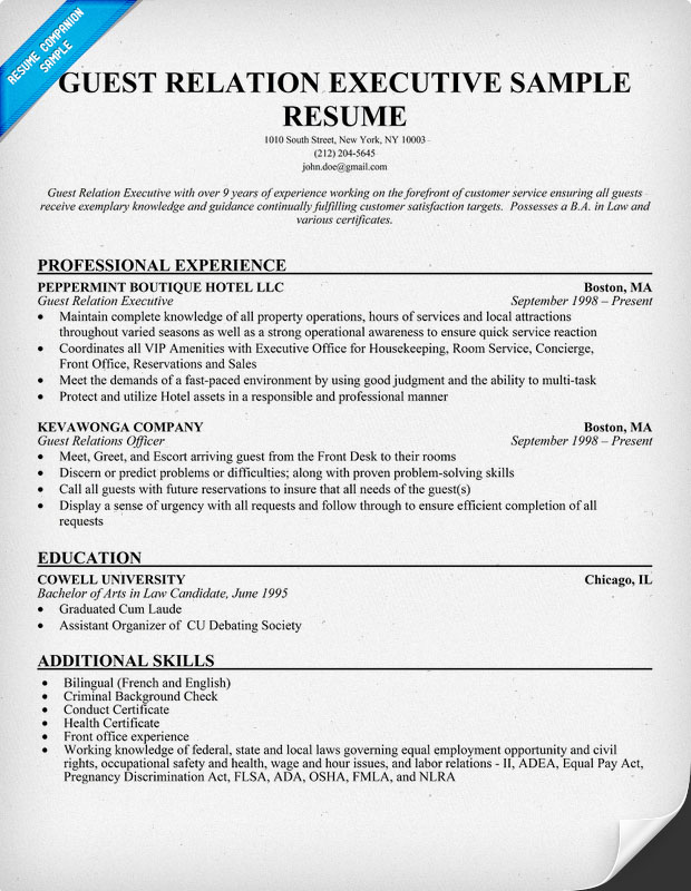 Best professional resume writing services boston