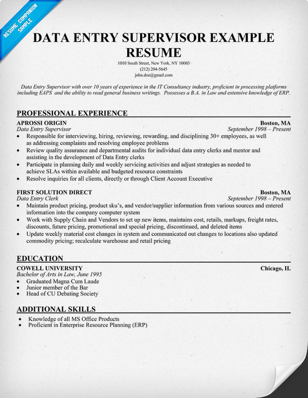 Property Manager Resume Sample Volumetrics Co Resume Objective Property  Manager Resume Sample Volumetrics Co Resume Objective  Supervisor Resume Samples