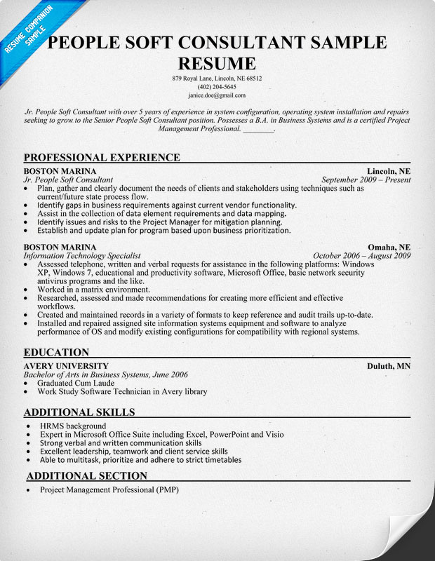 Soft Skills Resume Example Professional Soft Skills Trainer – Resume Soft Skills Example