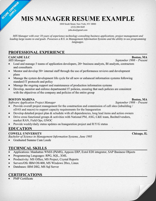 Cribaupf Application Manager Resume Builder
