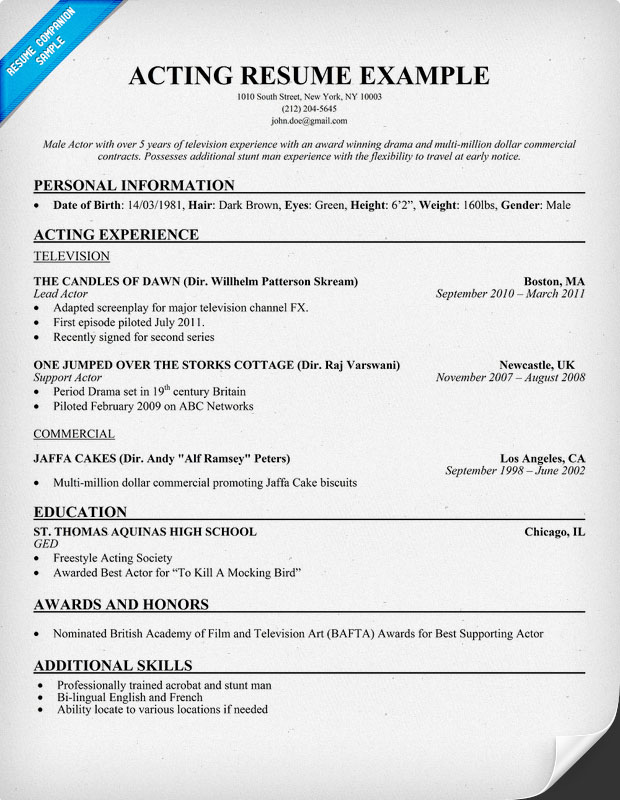 information technology resume sample - Sample Resume Skills Section