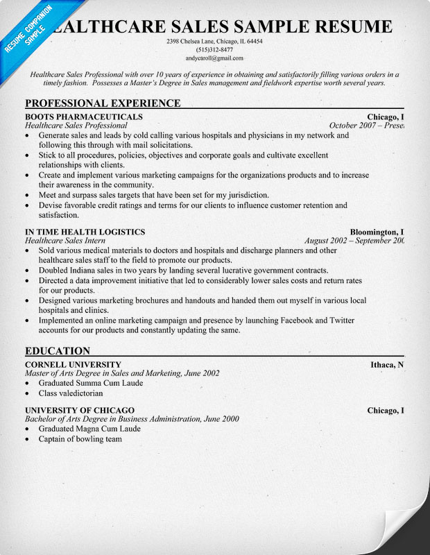 Respiratory Therapist Resume Templates