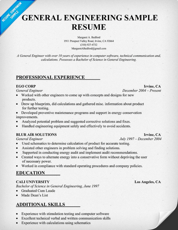 General Resume Skills Examples Rockcup Tk Free Sample Resume Cover  Sample General Resume