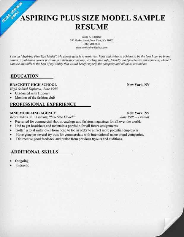 resume model cv resume template exles sle resume