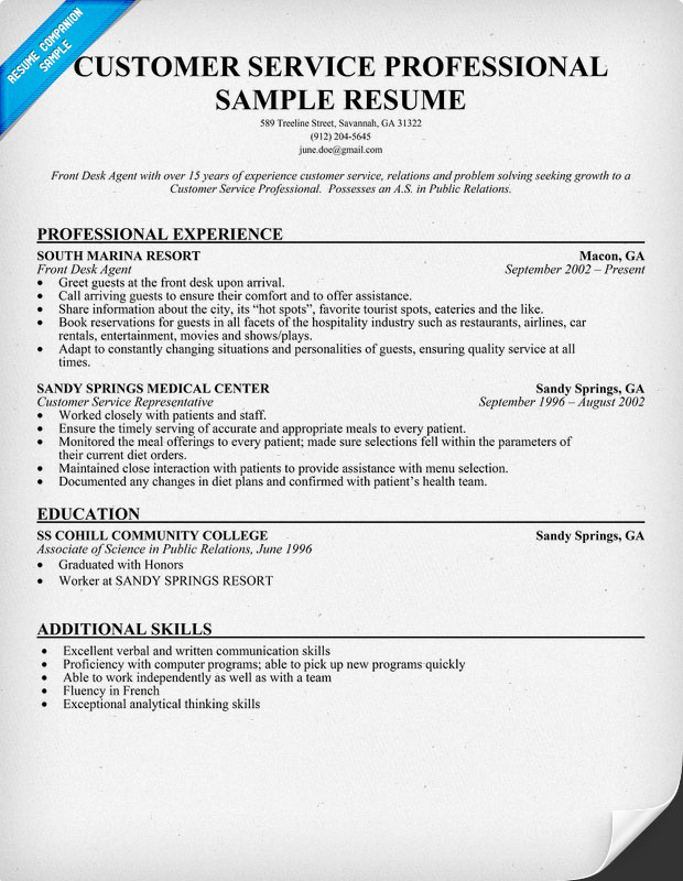 Professional resume examples nursing quotes quotesgram for Sample resume for csr with no experience